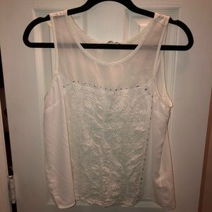 American Eagle Outfitters Medium Sleeveless Top